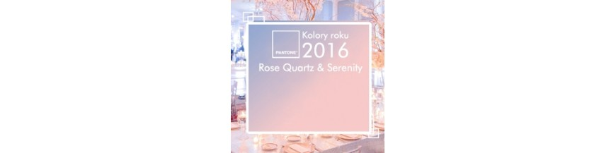 Color 2016 Rose & Serinity