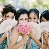 Wachlarze ślubne