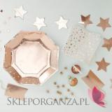 Kolekcja Gwiazdki Rose Gold na Roczek