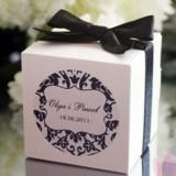 Pudełka weselne personalizowane