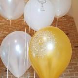Balony komunijne z nadrukiem