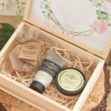 Zestawy prezentowe – boxy z naturalnmi kosmetykami dla Świadkowej