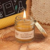 Świece z naturalnego wosku pszczelego dla Nauczycieli