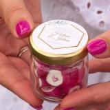 Prezenty dla gości weselnych personalizowane