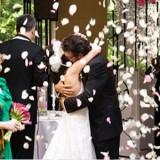 Tuby strzelające ślubne