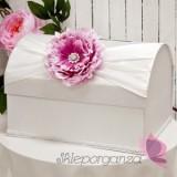 Ekskluzywne pudełka na koperty ślubne